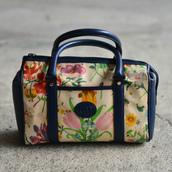 1970's~1980's Vintage Gucci flora