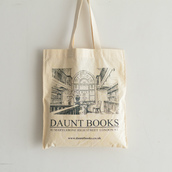 DAUNT BOOKS eco Bag.