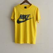 1970~80's NIKE T-shirt.