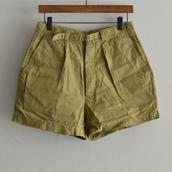 Ramie shorts