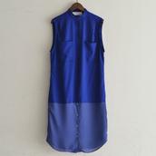 Remake one-piece dress