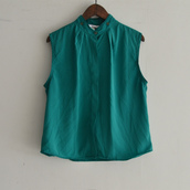 Remake sleeve less Tops