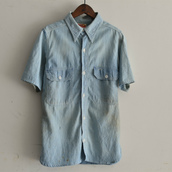1950's MONTGOMERY WARD short sleeve Shirt