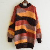 1970's Vintage Mohair knit