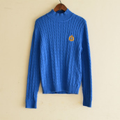 Ralph Lauren middle neck knit
