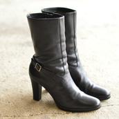 Ralph Lauren short boots