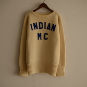 1940s INDIAN KNIT