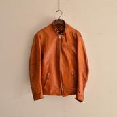 1970s vintage  schott Leather
