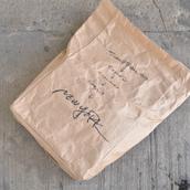 MATATABI  bakery bag