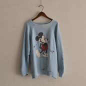1970s Mickey Mouse SWT