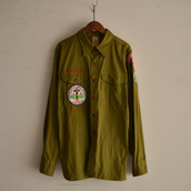1950`s BOYSCOUT shirts