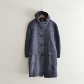 80's~90's Gloverall duffle coat