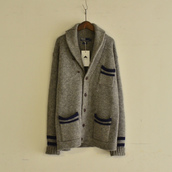 Ralph Lauren shawl collar cardigan