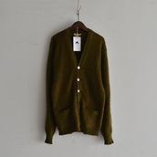 50`s~60`s vintage mohair cardigan