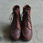 Russell Moccasin work boots