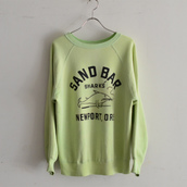 60-70s Vintage Sweat