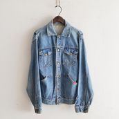60-70s BIG SMITH DENIM JACKET