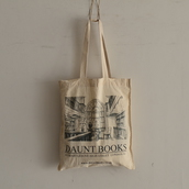 DAUNT BOOKS  ECO BAG