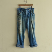 1970`s carhartt painter pants