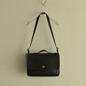 1970`s~80's COACH leather bag
