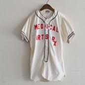 1950s Base Ball Shirts