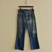 60-70s BIG YANK BOOTS CUT PANTS