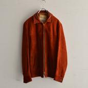 60-70s Nubuck Jacket
