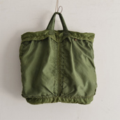 1970s US ARMY HELMET BAG