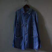 1950`s vintage PAYDAY coverall